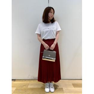 【WOMENS】ロゴTシャツ