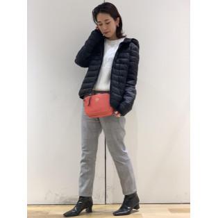 【WOMENS】リバーシブルパデットジャケット