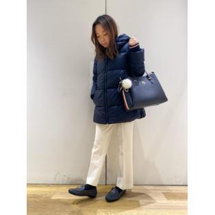 【WOMENS】30%OFFモノグラムパデッドジャケット
