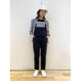 【WOMENS】チェックシャツ