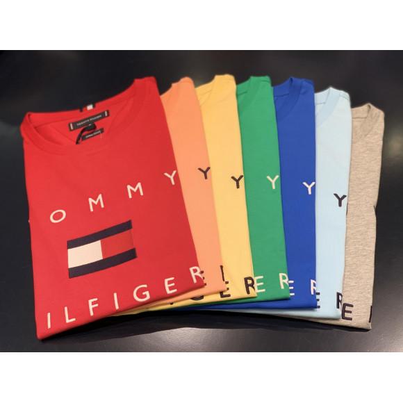 【MENS】フラッグロゴプリントシャツ!