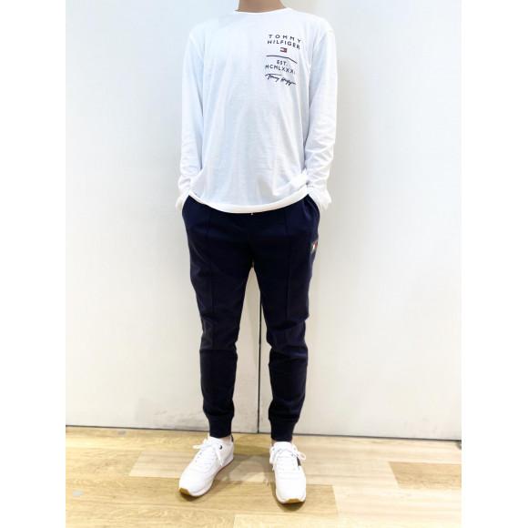【MENS】ロングスリーブTシャツ