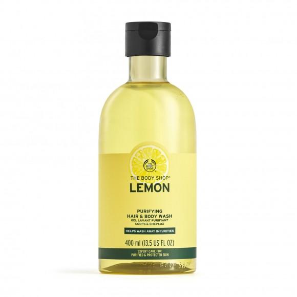 レモンの香りでリフレッシュ