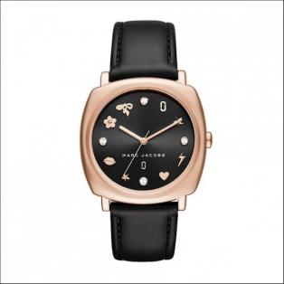 【SALE!!】MARC JACOBS マーク ジェイコブス MANDY 【国内正規品】 腕時計 レディース MJ1565