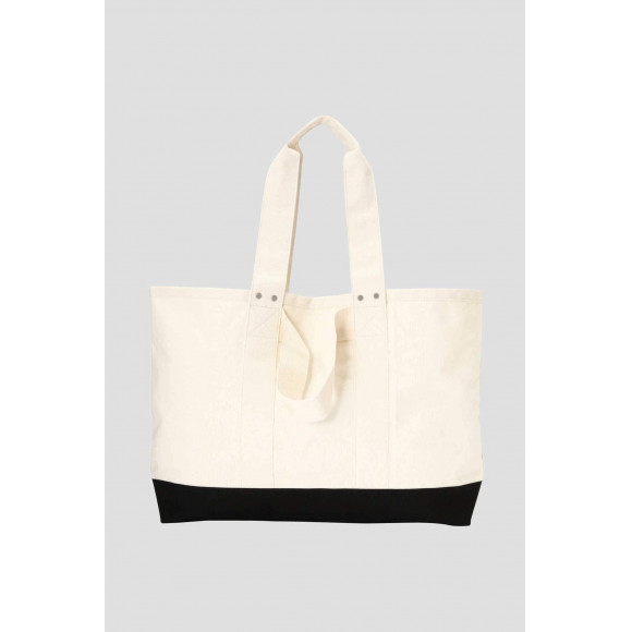 MHL LARGE CANVAS TOTE