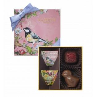 華やぐ季節に彩りを添えるゴディバのスプリングコレクション「春の旅立ち」