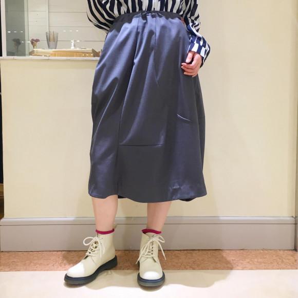 凸凹変形スカート