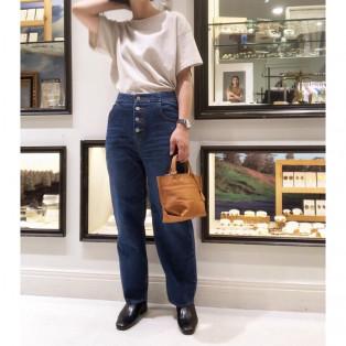 styling/ / denim pants