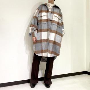 FURFUR / shirt coat