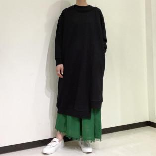 ZUCCa / レイヤー裏毛