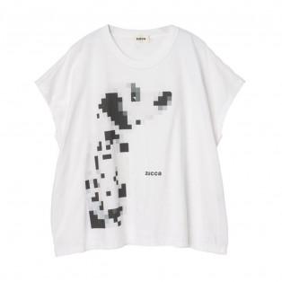 ZUCCa/ダルメシアンTシャツ