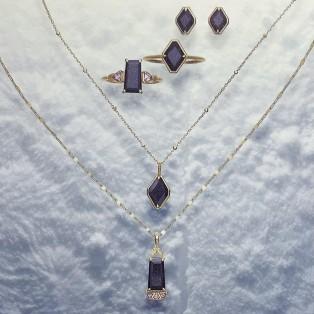 agete 紫金石