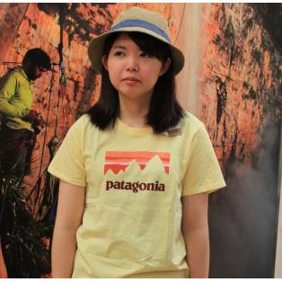 patagoniaTシャツ
