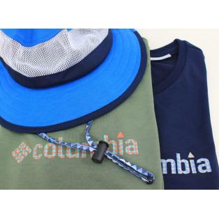 コロンビアTシャツ