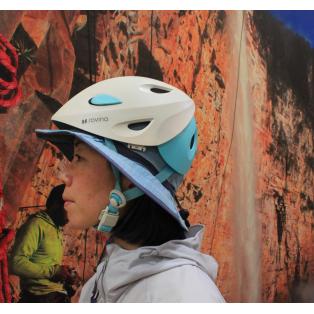【女性専用】 ヘルメット対応ハット
