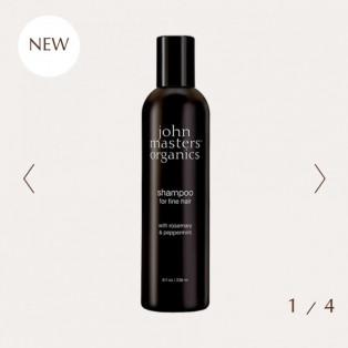 john masters organics R&PシャンプーN 236ml