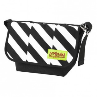 【数量限定】Canvas Art Print Vintage Messenger Bag JR