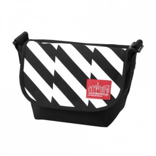 【数量限定】Canvas Art Print Casual Messenger Bag JR