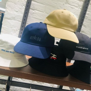 【Manhattan Portage】帽子の展開もございます!