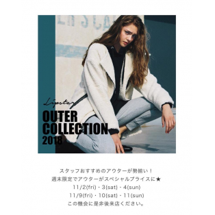 OUTER COLLECTION☆