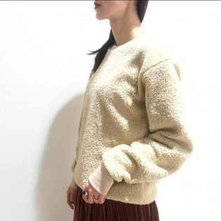 【Recommend Sale Items】FULL BOA SWEAT SHIRTS