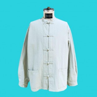 <Recommend 21' Spring & summer Items> Oversized China shirts