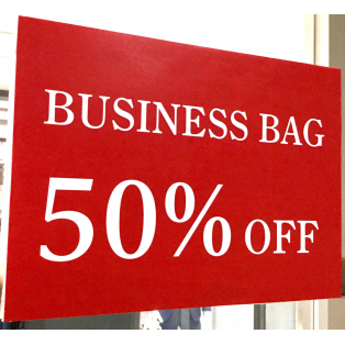 50%OFF!! Business bag