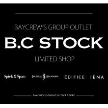 【2F】『B.C STOCK limited store』好評営業中!