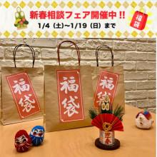 【4F】カウスガーデンズ 新春相談フェア開催中!