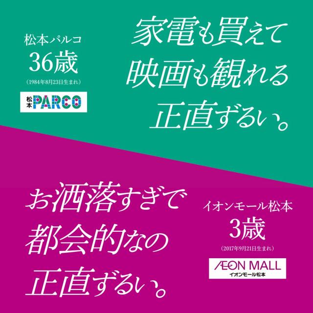 『きてみて楽しむ!松本ショッピング創生プロジェクト』