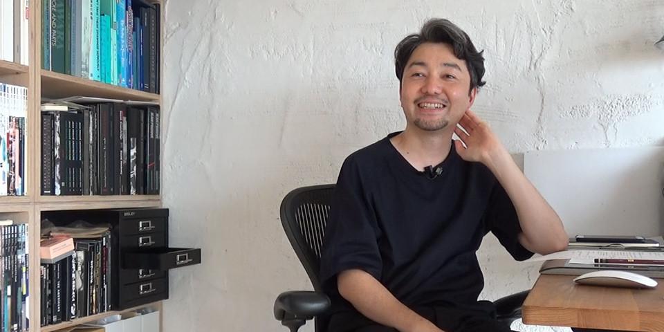イラストレーター長場雄/YUNAGABAインタビュー