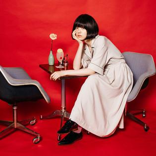 【純喫茶準備室】小谷実由さんとIAMI(アイアムアイ)と共に作ったコレクション