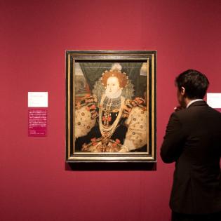 アートテラーとに~が行く!「KING&QUEEN展ー名画で読み解く 英国王室物語ー」。