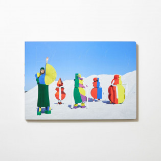 PARCO×M/M(Paris)×Viviane Sassenアニバーサリーアートブック『 PARCO CULTURE 』発売!
