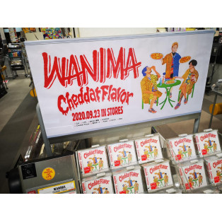 WANIMAのサプライズリリース!