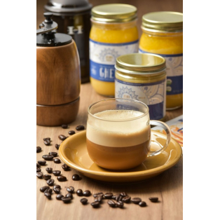 Carlova360カフェにバターコーヒー登場!