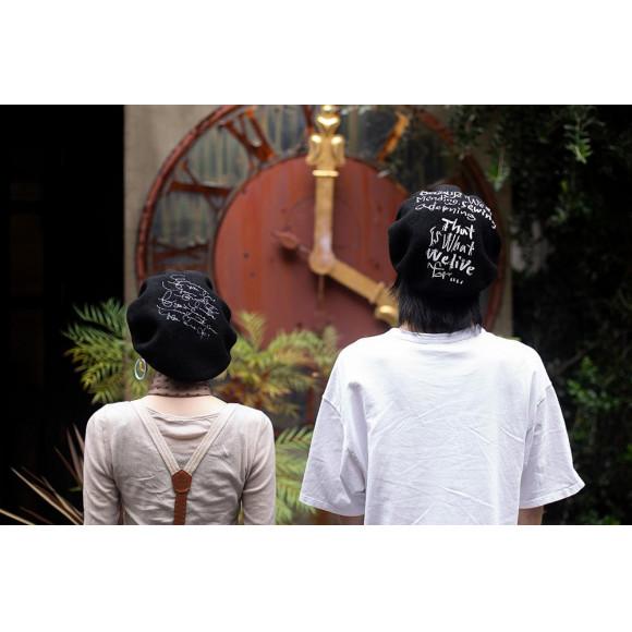 SACHIKO MATSUSHITA & JUN KANEKO〈幻想百貨展覧会〉開催記念コラボ第2弾コラボベレー