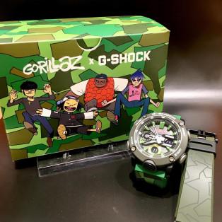 G-SHOCK × GORILLAZ