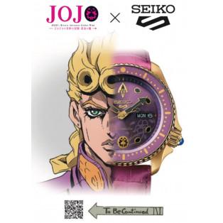 【予約受付中!】JOJO × SEIKO5