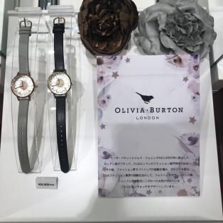 [OLIVIA BURTON]入荷しました~♪