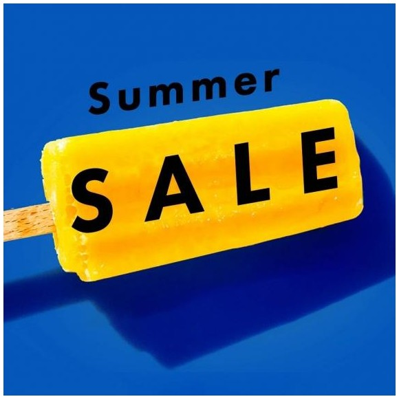 【SUMMER SALE】夏セール開催!