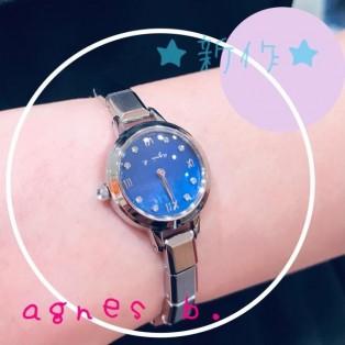 【agnes b.-アニエスベー-】新作入荷とフェアのお知らせ