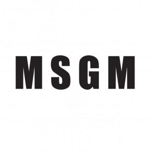 MSGM POP UP最終日