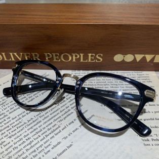 OLIVER PEOPLES限定モデル【10%OFF!!】