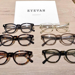 eyevan定番モデル、たくさん入荷中です!
