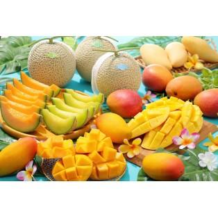 6月1日~《マンゴー&メロン食べ放題》がついにスタート♡♡♡
