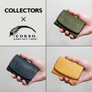 【CORBO】別注ミニ財布が限定復刻!