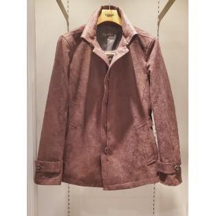 T/Cスェード返し衿ジャケットのご紹介です!