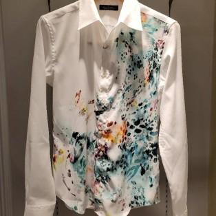 シャドーレオパードプリントシャツのご紹介です!