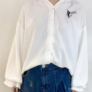 ♡Rydia待望の新作!バルーンスリーブシャツ♡